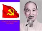 Bài giảng chuyên đề Học tập và làm theo tấm gương đạo đức Hồ Chí Minh về trung thực, trách nhiệm; gắn bó với nhân dân; đoàn kết, xây dựng Đảng trong sạch, vững mạnh