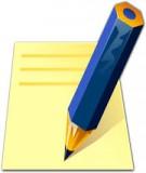 Bài dự thi Hội thi sáng tạo khoa học kỹ thuật tỉnh Đồng Nai lần thứ XX-2015 - Đề tài: Nghiên cứu làm giấy quỳ từ hoa chiều tím bằng phương pháp đơn giản