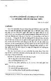 Vài nét cơ bản về cách dạy từ vựng và mở rộng vốn từ cho học viên - Trần Thị Minh Giới