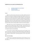 Bài giảng Marketing cơ bản - Chương 7: Nghiên cứu và lựa chọn thị trường mục tiêu