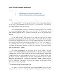 Bài giảng Marketing cơ bản - Chương 3: Phân tích môi trường marketing