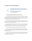 Bài giảng Marketing cơ bản - Chương 14: Thực hiện các chương trình marketing