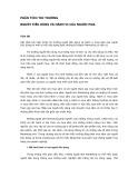 Bài giảng Marketing cơ bản - Chương 4: Phân tích thị trường người tiêu dùng và hành vi của người mua