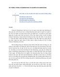Bài giảng Marketing cơ bản - Chương 2: Hệ thống thông tin marketing và nghiên cứu marketing
