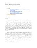 Bài giảng Marketing cơ bản - Chương 21: Dự báo bán hàng và lập ngân sách