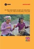 Mô hình giảm nghèo tại một số cộng đồng dân tộc thiểu số điển hình ở Việt Nam: Nghiên cứu trường hợp tại Hà Giang, Nghệ An và Đăk Nông