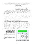 Nghiên cứu xác định suất tiêu thụ điện năng cho các khâu sản xuất của các mỏ than hầm lò vùng Quảng Ninh