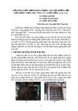 Giải pháp tiết kiệm năng lượng cho hệ thống nồi hơi nhiệt thừa tại Công ty Luyện đồng Lào Cai