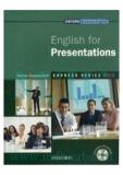 Ebook English for presentation