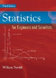 Ebook Statistics for Engineers and Scientists
