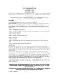 Tiêu chuẩn Quốc gia TCVN 8664-2:2011 - ISO 14644-2:2000