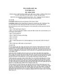 Tiêu chuẩn Quốc gia TCVN 8664-7:2011 - ISO 14644-7:2004