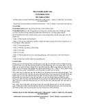 Tiêu chuẩn Quốc gia TCVN 8664-4:2011 - ISO 14644-4:2001