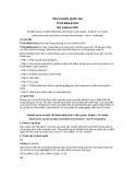 Tiêu chuẩn Quốc gia TCVN 8664-6:2011 - ISO 14644-6:2007
