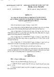 Thông tư Số: 08/2014/TT-BKHĐT
