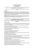 Tiêu chuẩn Quốc gia TCVN 8639:2011
