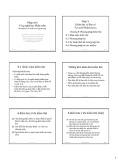 Bài giảng Nhập môn Công nghệ học phần mềm (Phần V: Kiểm thử và bảo trì Test and Maintenance) – Chương 9: Phương pháp kiểm thử