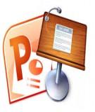 Chương 5: PowerPoint căn bản