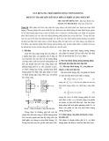 Xây dựng ma trận khối lượng tương đương phân tử thanh liên kết đàn hồi có khối lượng phân bố