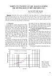 Nghiên cứu ứng dụng vật liệu đá bazan lỗ rỗng cho bê tông đầm lăn thủy điện Đồng Nai 3