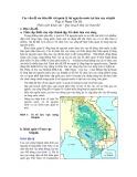 Các vấn đề ưu tiên đối với quản lý tài nguyên nước tại lưu vực Srêpôk - ThS. Phạm Tấn Hà