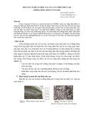 Một số vấn đề ăn mòn cửa van thép thủy lợi ở đồng bằng sông Cửu Long