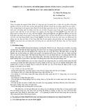 Nghiên cứu ứng dụng mô hình IQQM trong tính toán cân bằng nước hệ thống lưu vực sông Krông Pô Kô