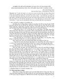 Nghiên cứu đề xuất phương án nạo vét cải tạo lòng dẫn sông Nhuệ đảm bảo yêu cầu cấp nước sản xuất vụ đông xuân - KS. Lê Thị Thanh Thủy