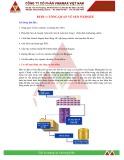 Giáo trình Marketing online: Buổi 1 - Tổng quan về Seo website
