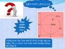 Bài giảng Bài 2: Phương trình đường tròn