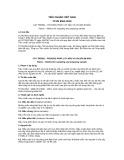 Tiêu chuẩn Quốc gia TCVN 8551:2010