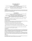 Tiêu chuẩn Quốc gia TCVN 8339:2010