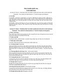 Tiêu chuẩn Quốc gia TCVN 8485:2010