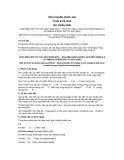 Tiêu chuẩn Quốc gia TCVN 8475:2010 - ISO 23065:2009