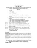 Tiêu chuẩn Quốc gia TCVN 8481:2010