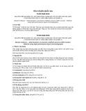 Tiêu chuẩn Quốc gia TCVN 8340:2010