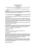 Tiêu chuẩn Quốc gia TCVN 8409:2010