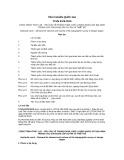 Tiêu chuẩn Quốc gia TCVN 8478:2010