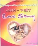 Ebook Tuyển tập ca khúc quốc tế được yêu thích Anh - Việt (Love story): Phần 1