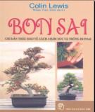 Ebook Hướng dẫn cơ bản về Bonsai (chỉ dẫn thấu đáo về cách chăm sóc và trồng Bonsai): Phần 2