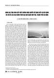 Đánh giá tình hình cấp giấy chứng nhận quyền sử dụng đất và xây dựng cơ sở dữ liệu địa chính trên địa bàn quận Sơn Trà, thành phố Đà Nẵng