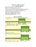 Đề thi Violympic vòng 17 môn: Toán - Lớp 1