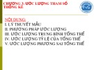 Bài giảng Xác suất thống kê: Chương 3 - ThS. Trần Thị Minh Tâm