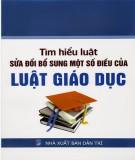 Hệ thống luật sửa đổi bổ sung một số điều của Luật Giáo dục: Phần 2