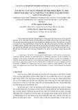 Xây dựng và sử dụng website hỗ trợ hoạt động tự học trong dạy học vật lý chương: Các định luật bảo toàn Vật lý 10 nâng cao