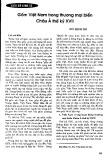 Gốm Việt Nam trong thương mại biển Châu Á thế kỷ XVII - TS. Bùi Minh Trí