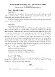 Đề thi thử đại học, lần 3 năm 2014 môn: Văn, khối D - Trường THPT Phú Nhuận