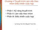 Bài giảng Nhập môn công tác kỹ sư Công nghệ thông tin: Chương 4 - Dương Tuấn Anh, Nguyễn Thanh Sơn