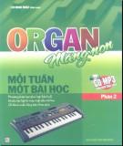 Tự học Organ măng Non (phần 2): Phần 2