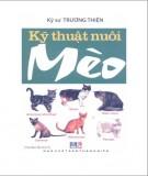 Ebook Kỹ thuật nuôi mèo: Phần 2